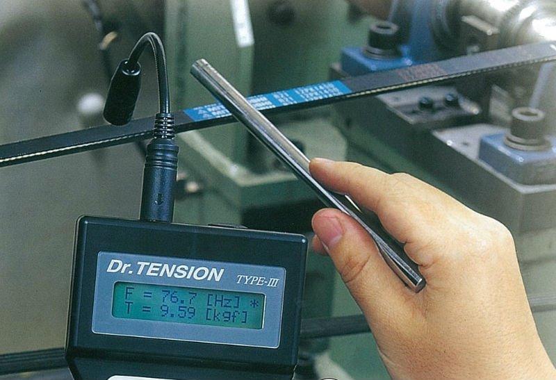Conveyor Belt Tension Gauge Contactless Belt Tension Gauge