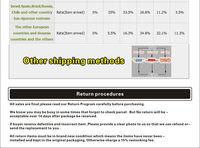 Хромовые накладки для авто 2pcs\set Toyota Cruiser Prado FJ150 2010/2011