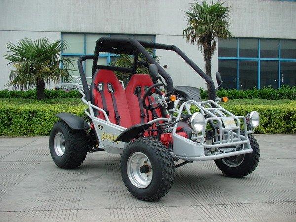 KINROAD XT150GK-2 jiangsu xintian 150cc EPA Go Kart