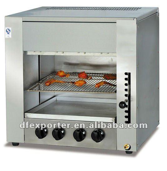 Infrared salamander salamander cooking equipment buy for Traditional kitchen equipments