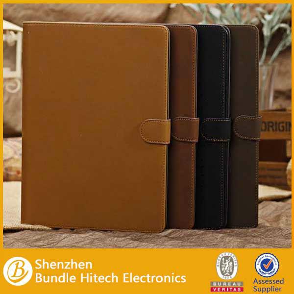 For ipad Air Retro Case PU Leather Case For ipad 5