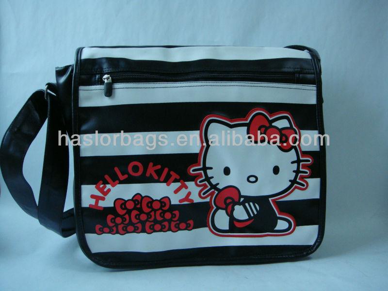 Petite messager sac bonjour Kitty sac d'école