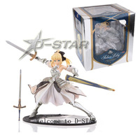 Cool Fate Unlimited Codes Saber Lily 1/7 Scale Painted PVC Action Figure Collection Model
