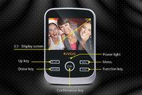 Видеодомофон KIVOS/OEM 2GB TF KIVOS KDB01 door peephole camera-KDB01