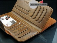 Hot Selling !Free Shipping!Men Genuine Leather Wallet.Fashion Cowhide Wallet Purse#C823-46