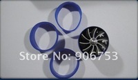Автомобильная электрика Auto F1-Z double-sided impeller inlet double wind wheel turbine turbocharger