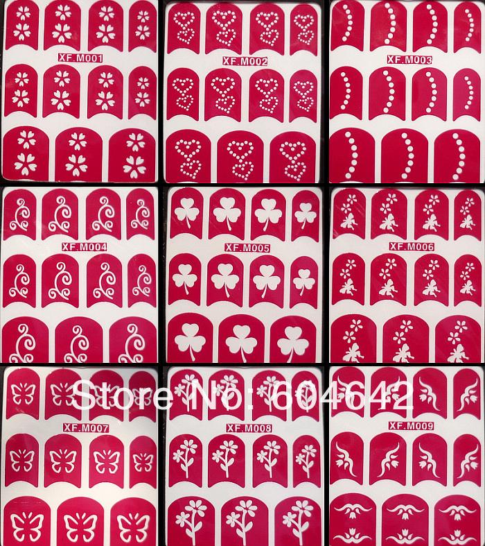 Modern Printable Nail Art Designs Adornment - Nail Art Design Ideas ...