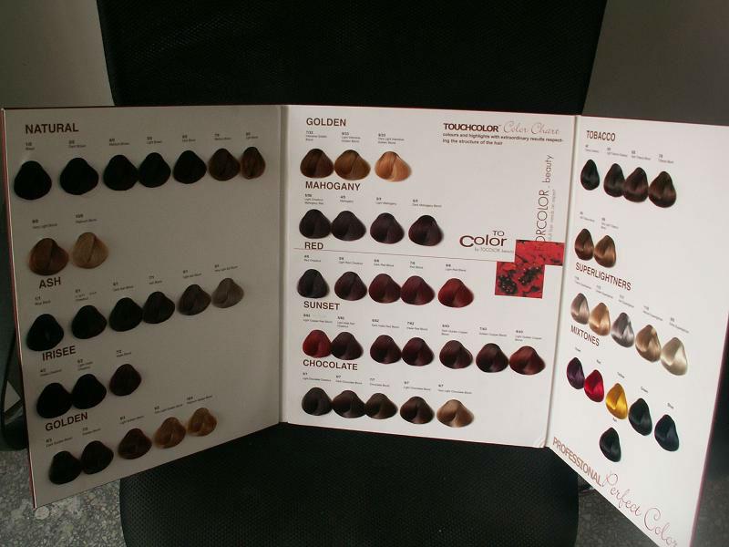 code coloration cheveux - Tableau Coloration Cheveux