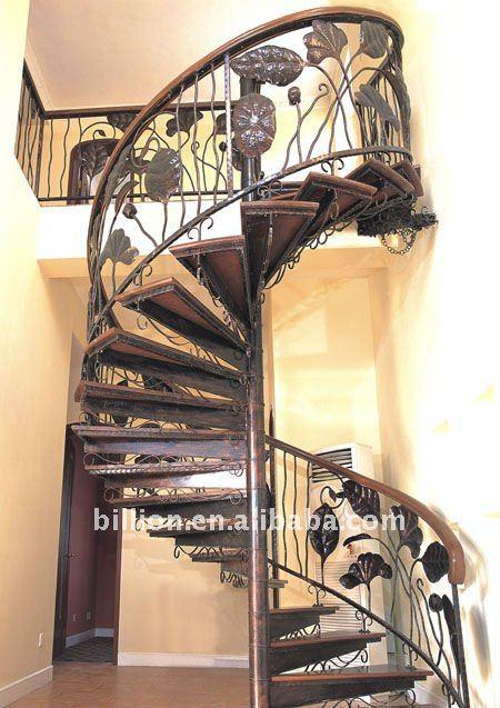 Fotos Escaleras de Hierro Escalera de Hierro Forjado de