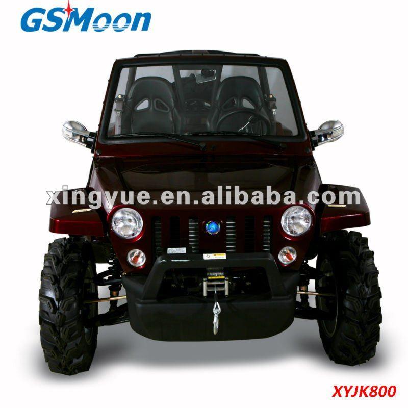800cc 4x4 buggy with Chery Brand, EFI Engine