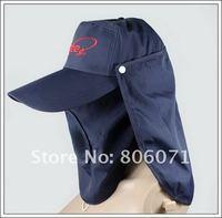 Товары для спорта fishing hats/cap 2013 New Visor Fishing Camping Cap Hat Front Back Hooded UV Cut MZ15 price
