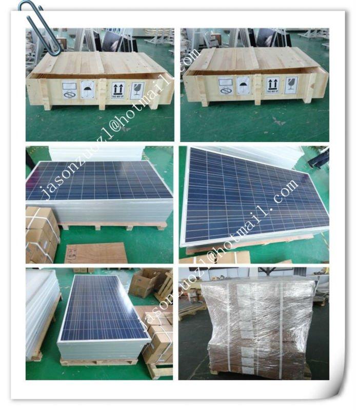 High power Polycrystalline silicon Solar panel
