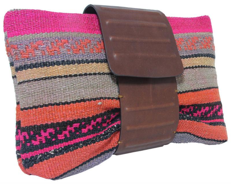 Woman Bag - Clutch Bag - Kilim Bag
