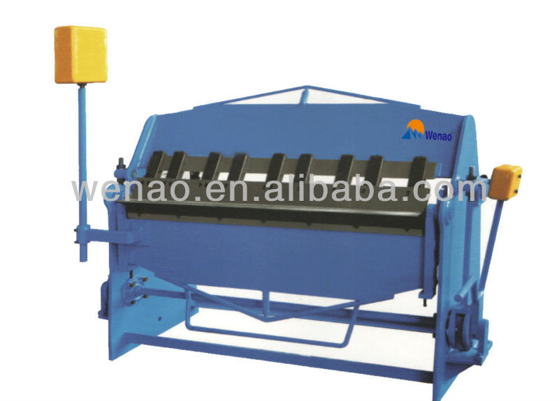 W62Y Series Hydraulic Folding Machine