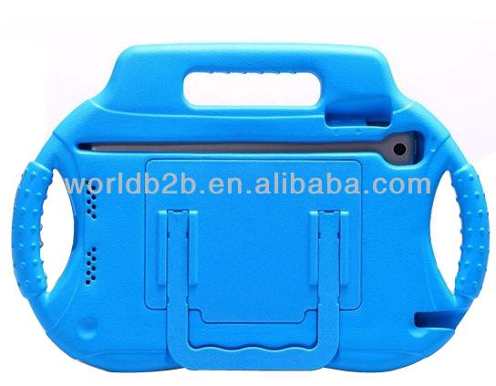 EVA Light-weight & Fall Resistant Protective Case with Handles for iPad Mini 1 & iPad mini 2