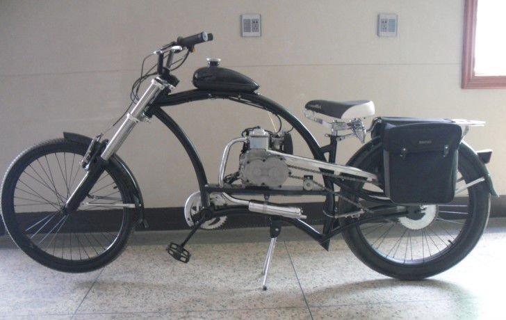 24 beach cruiser motor a gasolina ce motor bike motos id. Black Bedroom Furniture Sets. Home Design Ideas