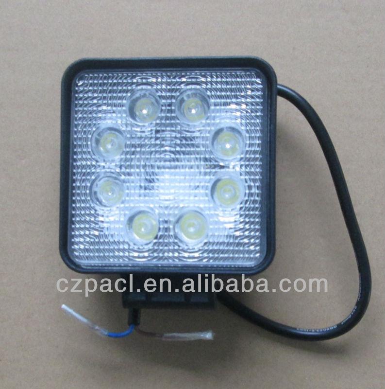 engineering van LED head lamp