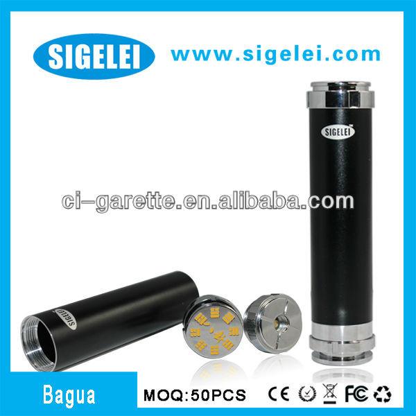 Large vapor! high end bagua clone full mechanical mod pocket-friendly healthy electronic cigarette