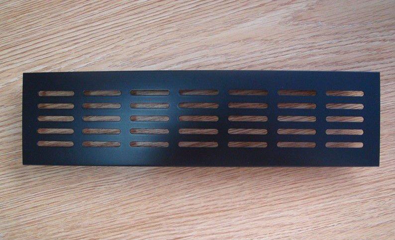 Aluminium Ventilation Grilles Pour Usage Domestique De