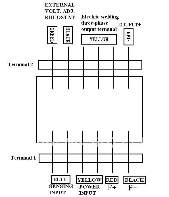 genset wiring diagram