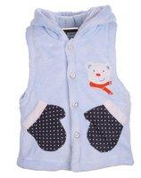 Жилет для девочек Autumn winter infant vest vest 2660