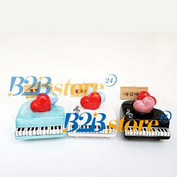 Piano Decorative Item Ceramics Wood Black Blue White Brand New Wholesale Freeshipping .jpg