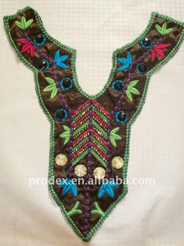 Ladies Suits Neck Design