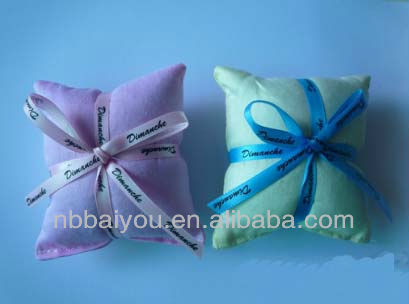 100%cotton cloth bag lavender scent sachet room freshener
