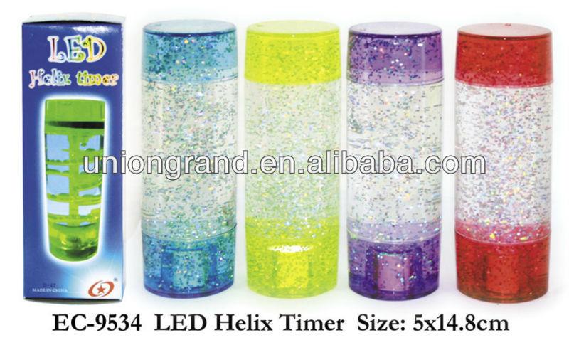 LED Helix Timer
