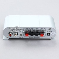 Аудио усилитель 180W 12V Mini MP3 Stereo Car Bike Hi-Fi Amplifier #006004-034
