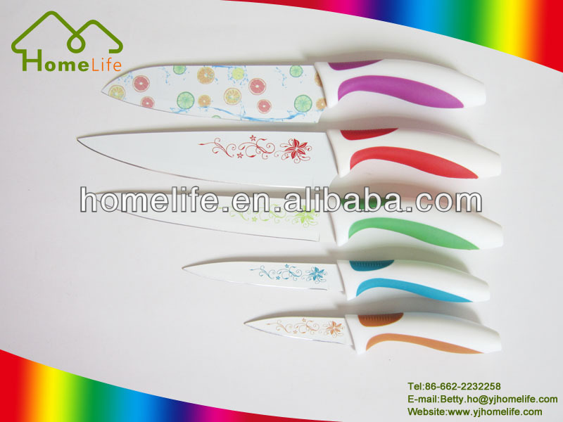 Hot sale High quality stainless steel colorful magnetic knife holder rack
