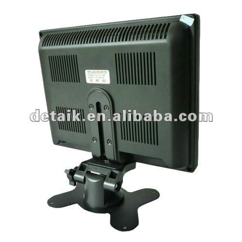 8 дюймов небольшой цветной телевизор, Tft LCD телевизор