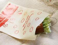 Упаковочные пакеты cookie zakka 12x18cm 50pcs/lot 130929-00