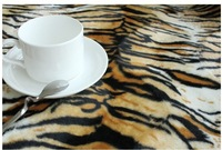 75*180cm  Classic origina ltiger  shape soft Office bedroom carpet  rug free shipping