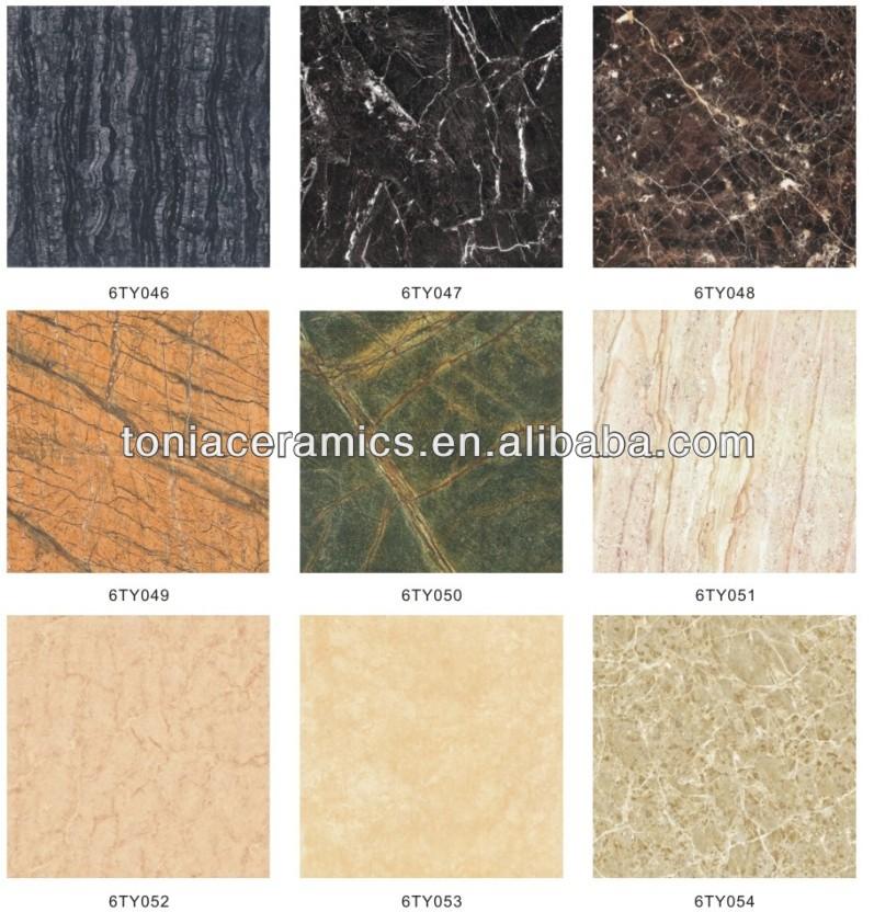 Foshan Copy Marble Full Polished Ceramic Tile Price Floor Tiles In Philippine