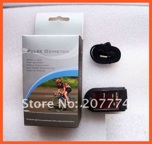 Finger Fingertip Pulse Oximeter,SPO2 Monitor, Oximetry