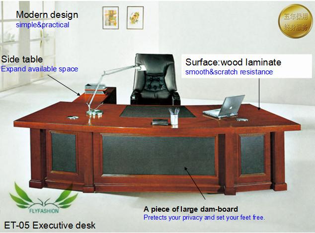 bureau pas cher moderne bureau secr taire de table. Black Bedroom Furniture Sets. Home Design Ideas