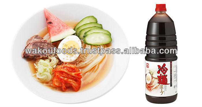 Reimen soup (AD-117) korean ramen noodle for hot summer 1.8L