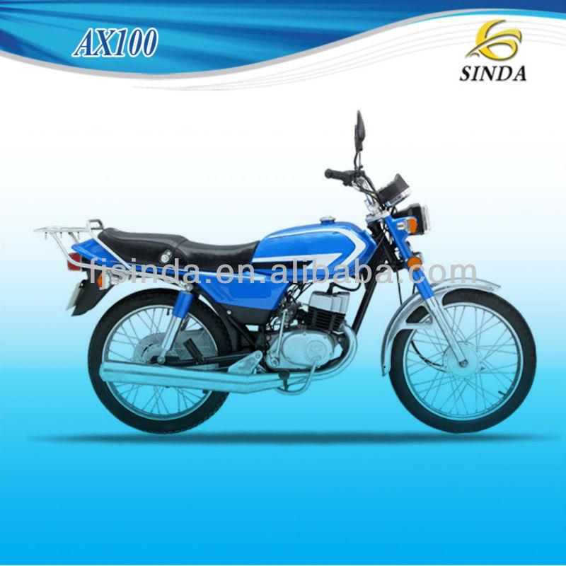 SUZUKI aluminum motorcycle front fender