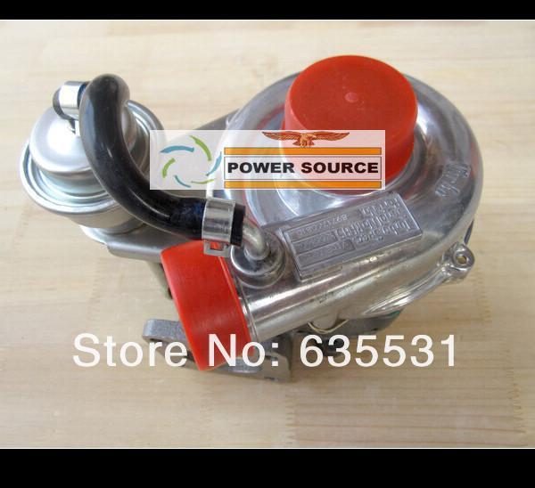 RHB52 8971760801 Turbocharger For ISUZU Engine 4JB1T 2.8L 4JG2T 3.1L with Gaskets.JPG