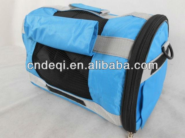 Portable waterproof pet carrier