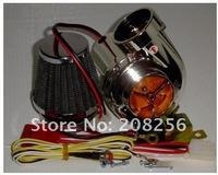 Выхлопная система для мотоциклов Motorcycle electric turbocharger suite