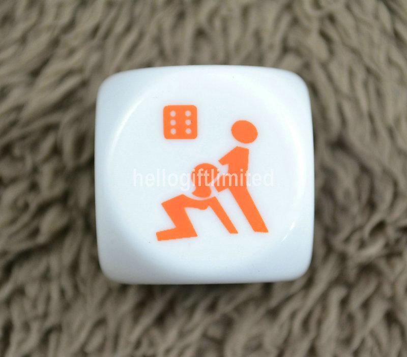 Игральные кости Hello Gift Limited 10 sex dice в интернет-магазине Сena24.ru