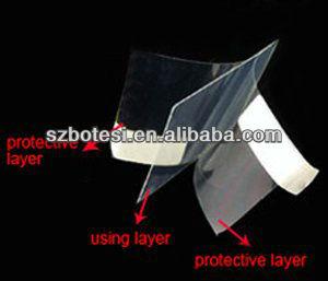 samsung s3 screen protector Mirror screen protector,mirror screen laptop protector from factory