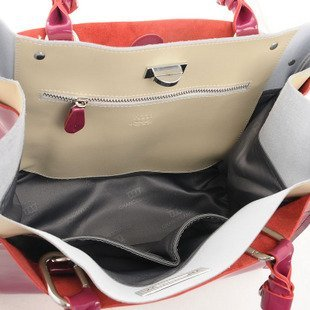 Free shipping(1 piece)2012 Hot sale! Simple atmospheric leather handbag woman patent leather bags 10 colours 50951