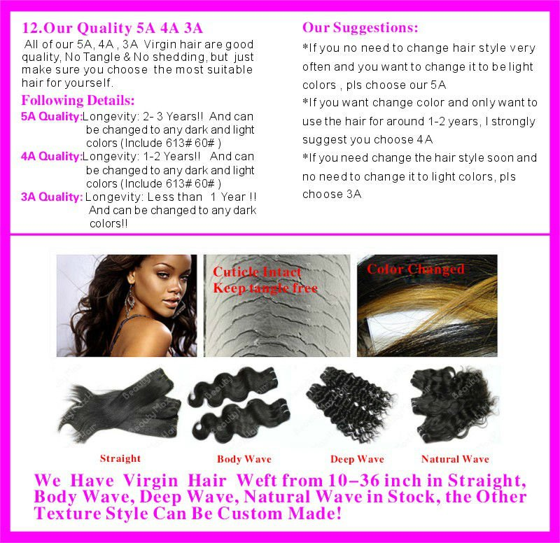 Brazilian weave hair,100%human hair extension,natural straight,factory price