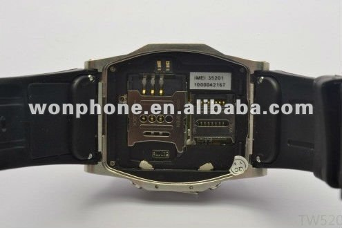 2012 New Watch Cell Phone TW520.jpg