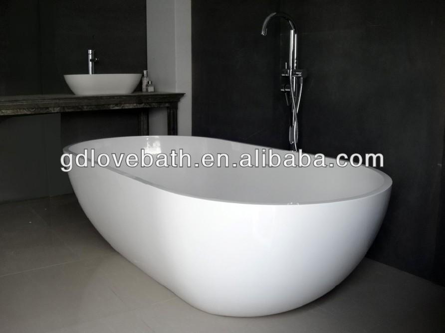 per la casa o hotel in ceramica e pietra artificiale vasca