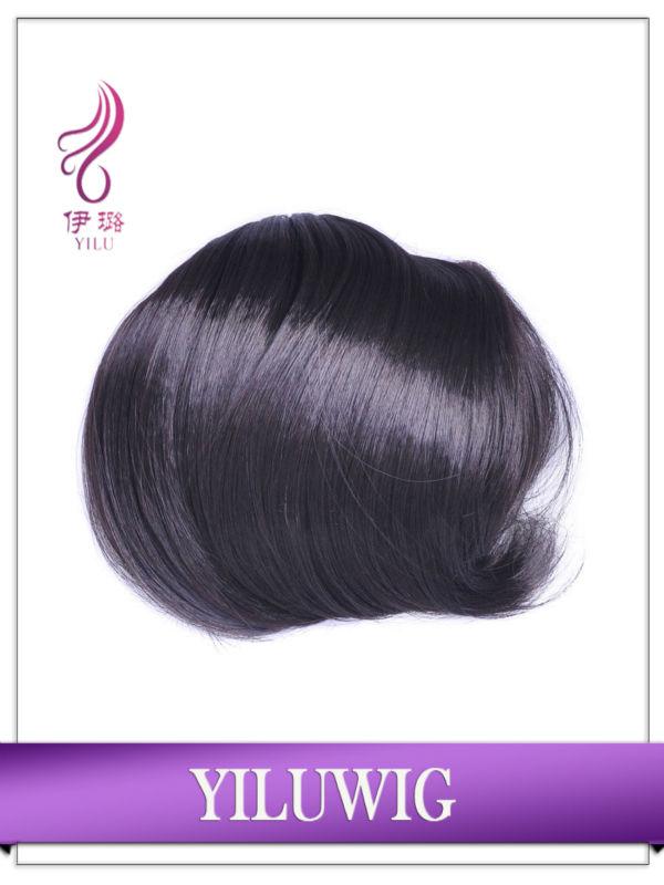 Black Hair Bun Pieces Women Hair Bun Pieces