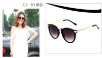 S20] 5шт новые модные женские ретро солнце стекла винтажные солнцезащитные очки Очки поляризованные наружной fun & Спорт Бесплатные судовой